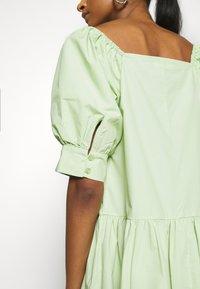 EDITED - JILL DRESS - Day dress - foam green - 5
