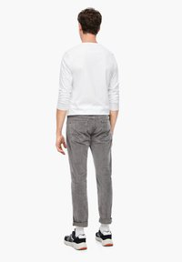 s.Oliver - Trousers - grey - 2