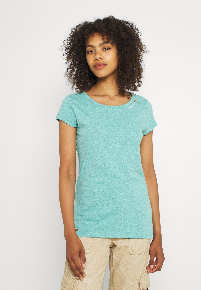 Ragwear - Basic T-shirt - mint