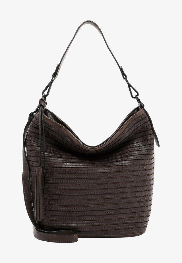 BARBARA - Bolso shopping - brown