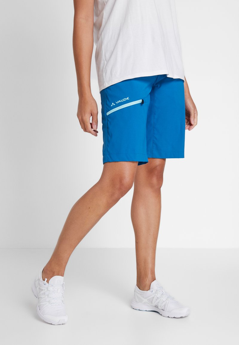 Vaude - SKARVAN - Outdoor shorts - kingfisher