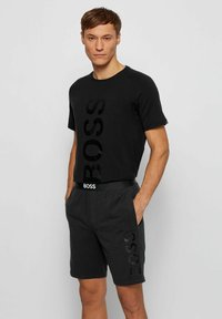 BOSS - IDENTITY - Pyjama bottoms - black - 0