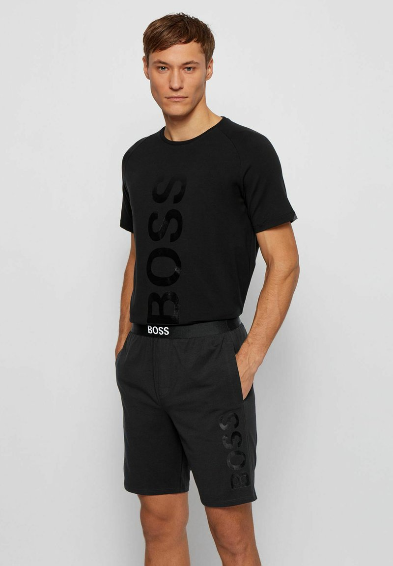 BOSS - IDENTITY - Pyjama bottoms - black