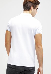 Scotch & Soda - CLASSIC GARMENT  - Piké - white