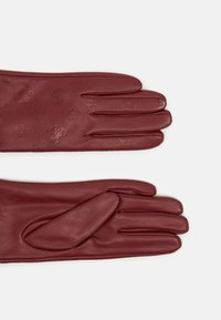 Guess - GLOVES - Hansker - merlot - 1
