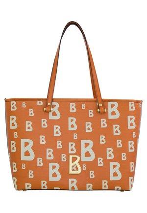 Handbag - darkyellow