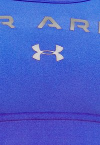 Under Armour - MID CROSSBACK BRA - Sports bra - emotion blue - 5