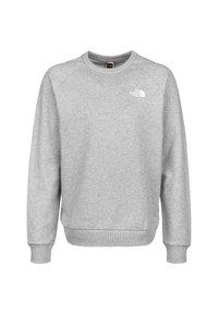 The North Face - RAGLAN REDBOX CREW NEW  - Sweater - light grey heather - 1