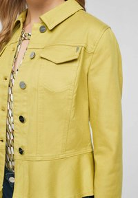 comma - Denim jacket - gelb - 1