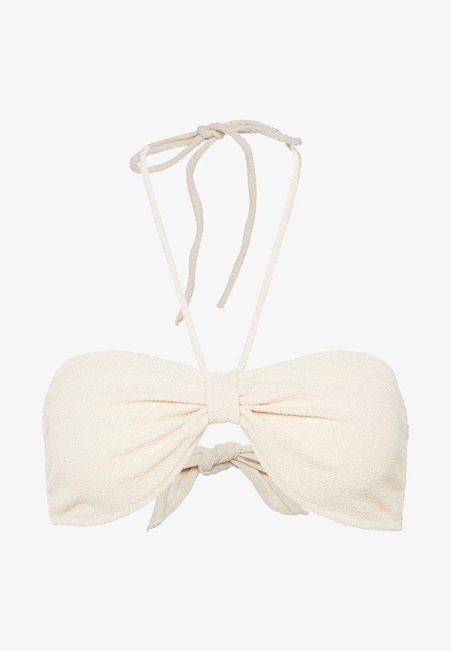 COQUILLAGE - Bikiniöverdel - nude