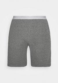 mottled dark grey