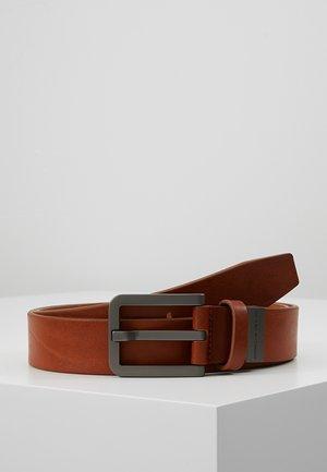 BASIC - Belt business - sandalwood