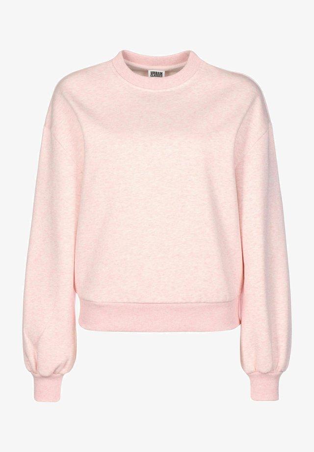 Felpa - pink melange
