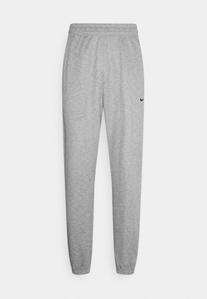 SPOTLIGHT PANT - Tracksuit bottoms - grey heather/black