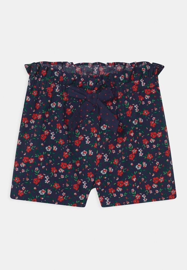 DITSY FLORAL PRINT - Shorts - navy