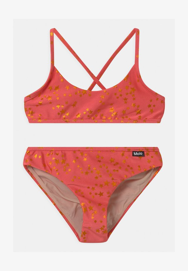 NEDDY SET - Bikini - red