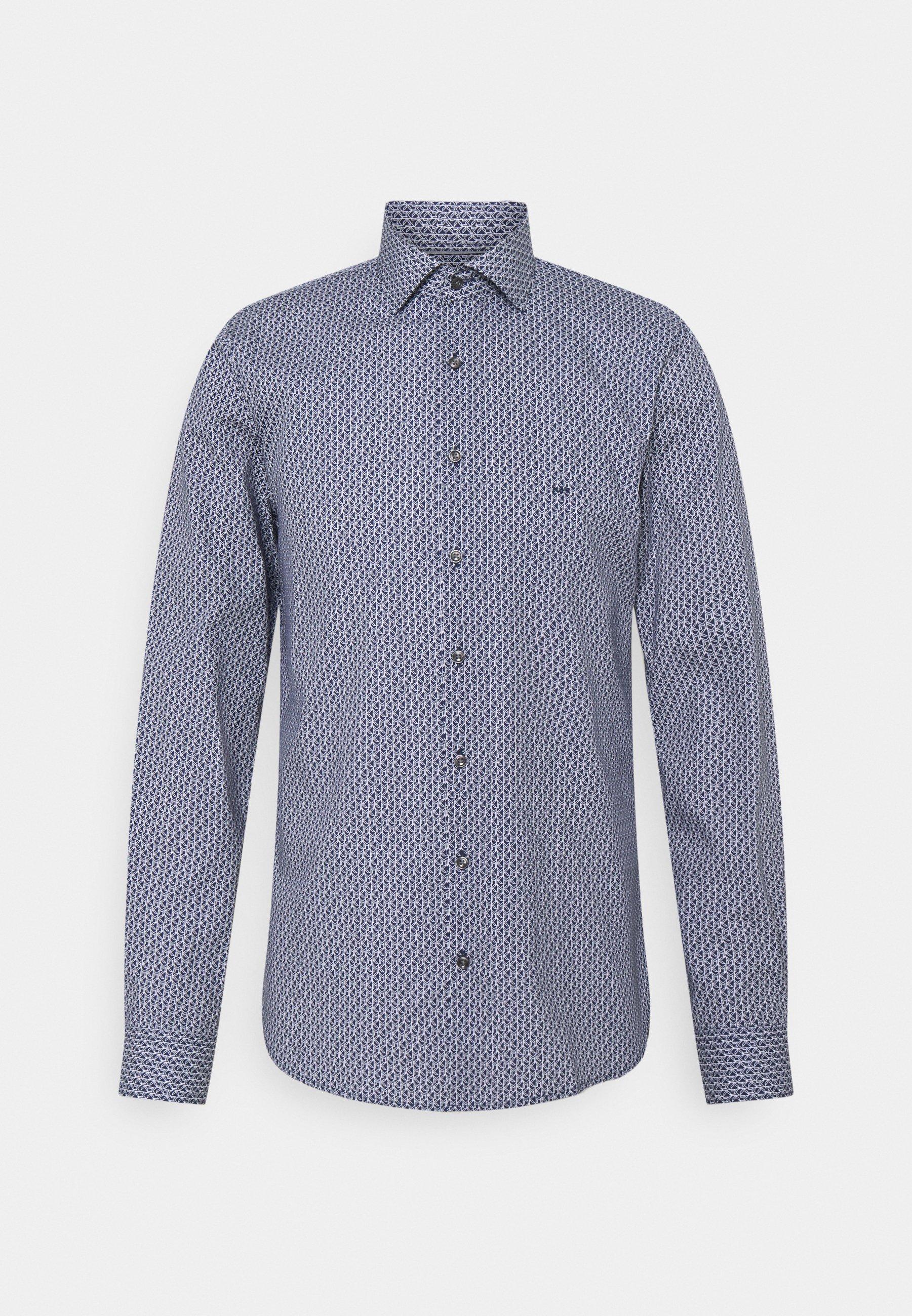 Men LOGO PRINT SLIM SHIRT - Shirt