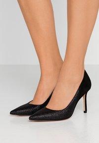 HUGO - High heels - black - 0