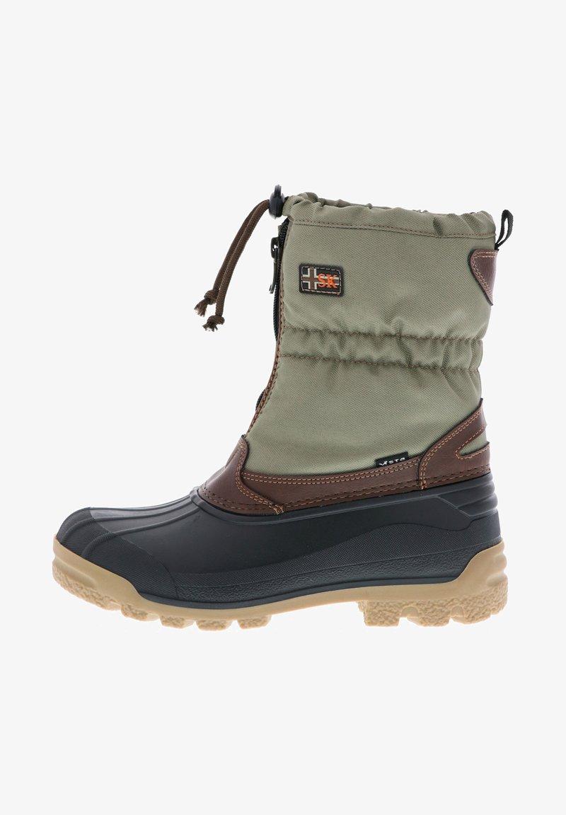 Vista - Winter boots - jute