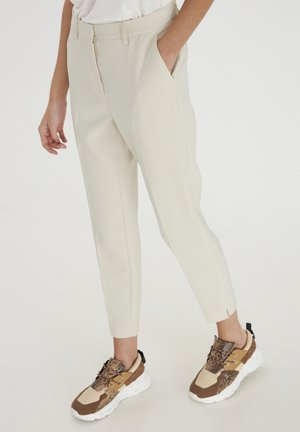 IXLEXI - Trousers - tapioca