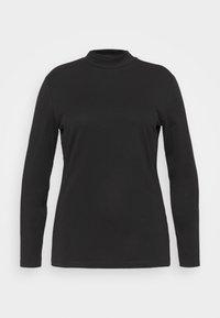 Anna Field - 2 PACK - Top sdlouhým rukávem - black/white - 1