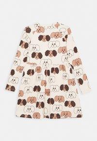 Mini Rodini - BABY FLUFFY DOG - Jersey dress - beige - 1