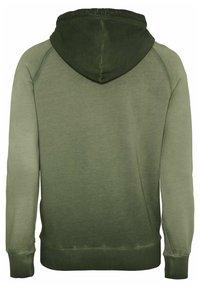 camel active - Zip-up sweatshirt - leaf green - 8