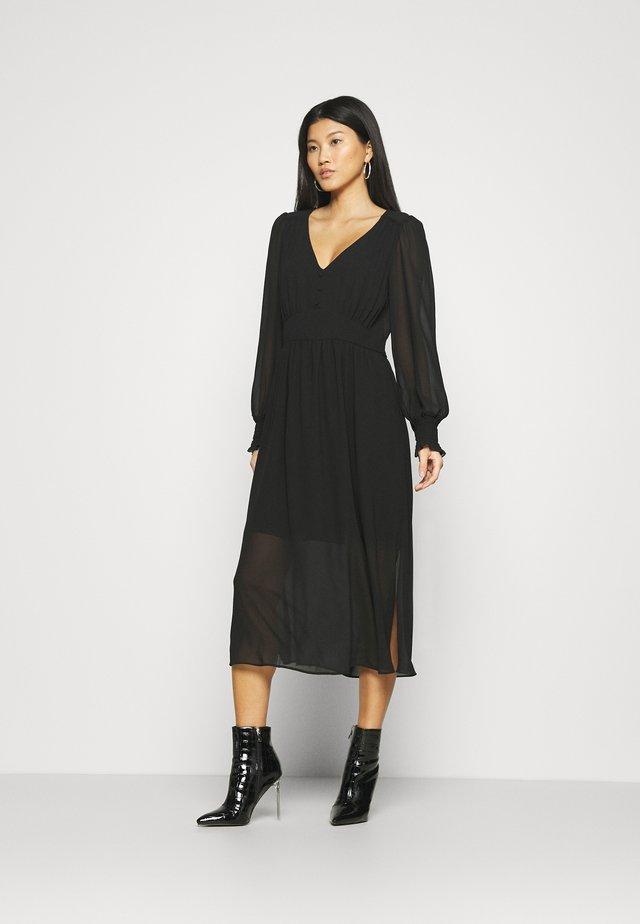 LAWA - Robe d'été - noir