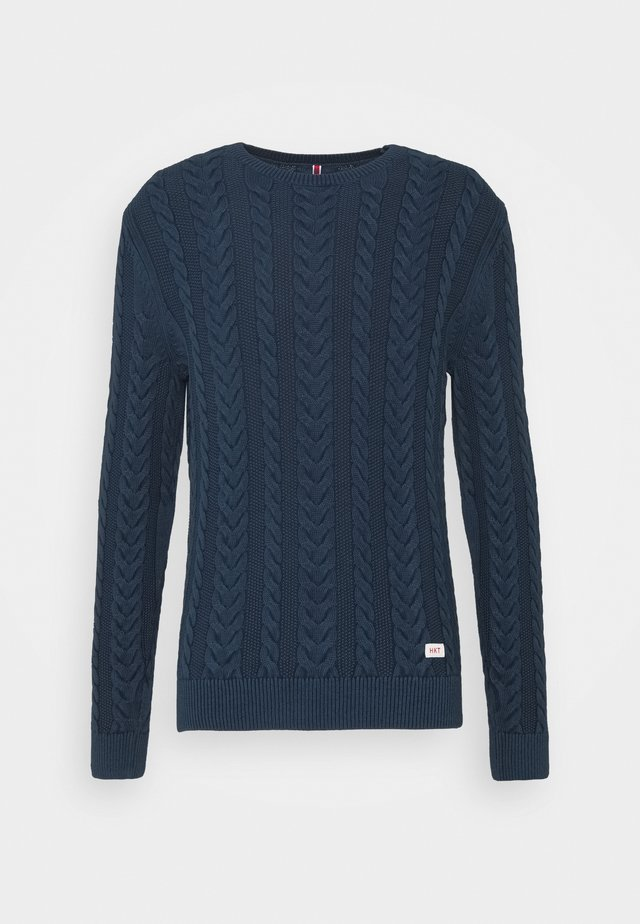 CABLE MOSS  - Jumper - royal blue