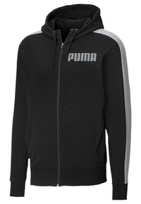 Puma - Sweatjacke - cotton black - 0