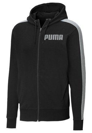 Sweatjacke - cotton black