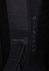 Osprey - Backpack - black - 8