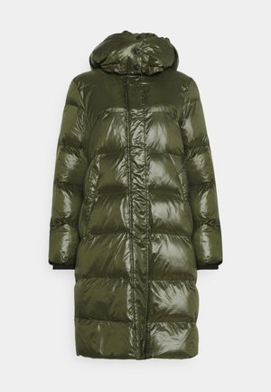 CHARLOTTE  - Winter coat - olive night