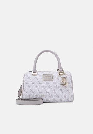 TYREN BOX SATCHEL - Handtas - white