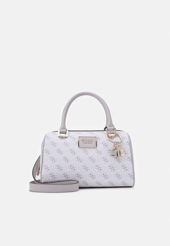 TYREN BOX SATCHEL - Handtasche - white