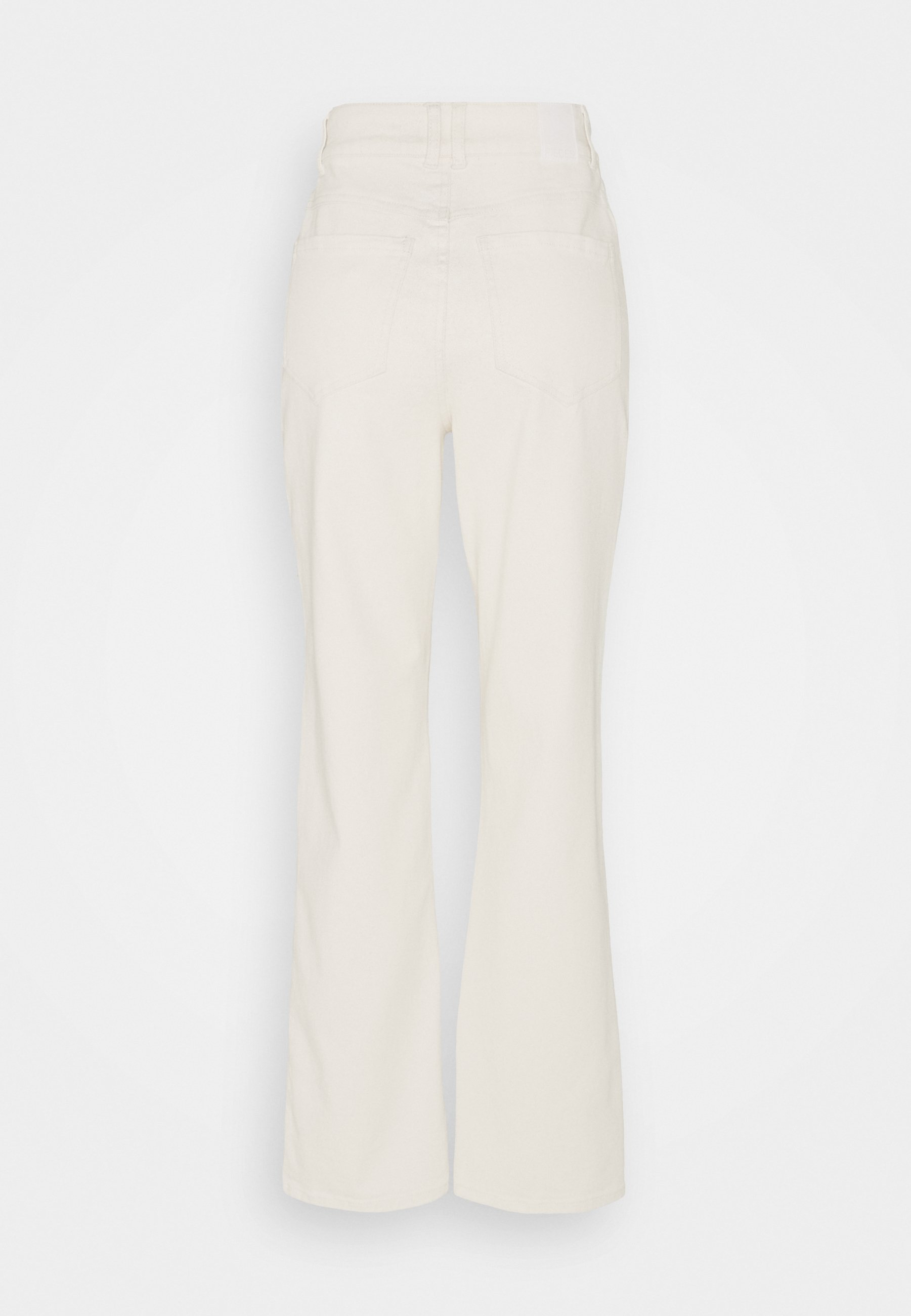 Donna PCLANNIE MINI WIDE - Jeans bootcut