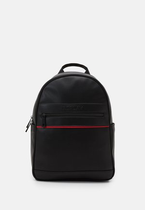 MATT BACKPACK UNISEX - Reppu - black