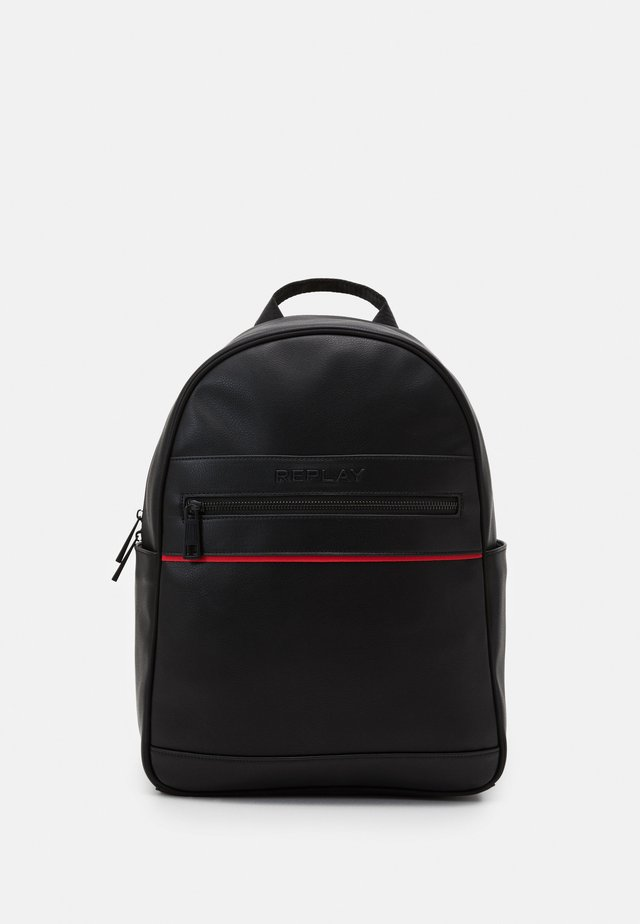 MATT BACKPACK UNISEX - Ryggsäck - black