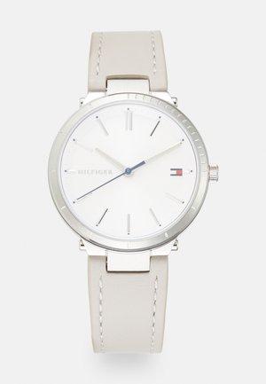 ZOEY - Klokke - grey/white