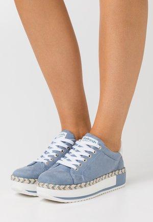 Tenisky - jeans