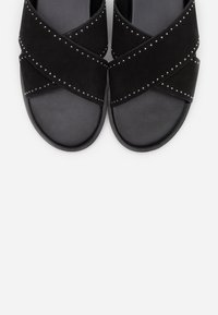 River Island - Pantofle - black