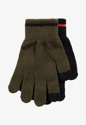 2PACK - Gloves - black