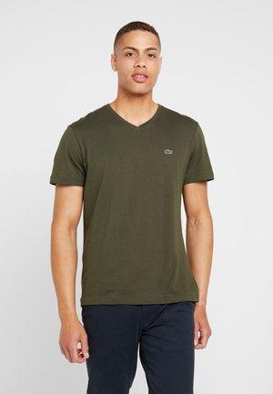 Camiseta básica - baobab