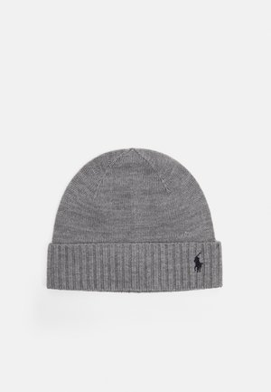 APPAREL ACCESSORIES HAT UNISEX - Beanie - dark sport heather