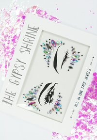 SHRINE - ALL IN ONE FACE JEWEL - Glitter & jewels - iridescent candy kiss - 1