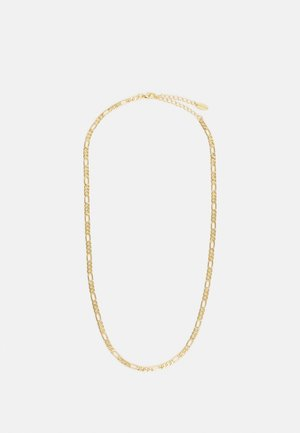FIAGARO CHAIN NECKLACE - Náhrdelník - pale gold-coloured
