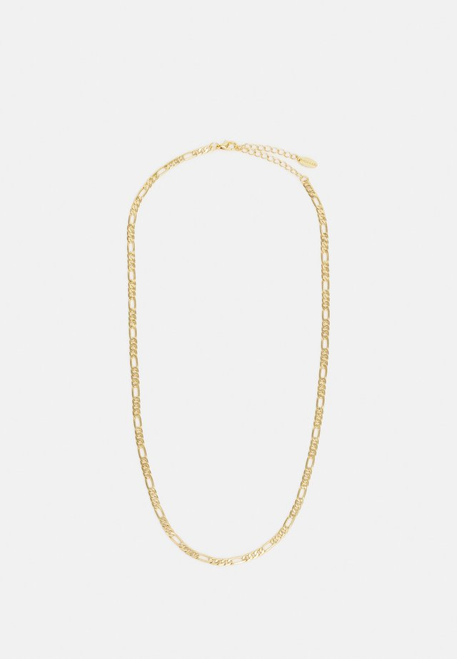FIAGARO CHAIN NECKLACE - Ketting - pale gold-coloured