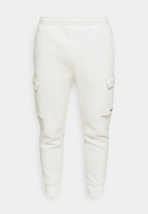 PANT  - Tracksuit bottoms - light bone