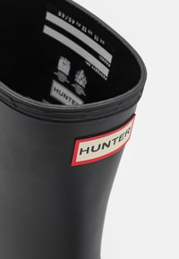 Hunter ORIGINAL - MENS ORIGINAL PLAY BOOT SHORT - Wellies - black - 5