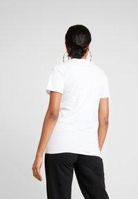 NEW girl ORDER - TEN COMMANDMENTS TEE - T-shirt med print - white - 2